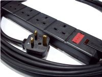 13amp Heavy Duty leads